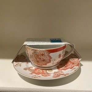 222 Fifth Multi-Purpose Mug and Plate Set
